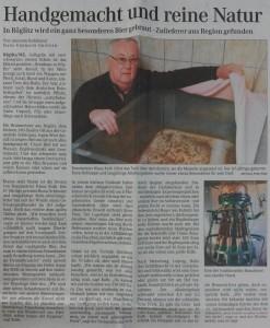 Mitteldeutsche Zeitung 01.02.2008