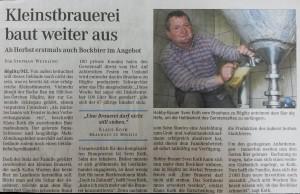 Mitteldeutsche Zeitung 05.08.2008